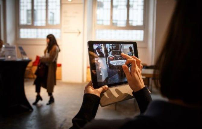 Bmw a tutto digitale, protagonista alla Milano Digital Week