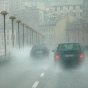 Maltempo, il gran ritorno di Buran: dal weekend pioggia, vento e temperature in picchiata