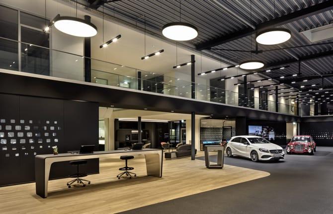 Mercedes, la Brand Experience nell'era digitale