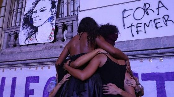Brasile: omicidio Marielle, i proiettili usati dai killer vengono da un lotto in dotazione alla polizia