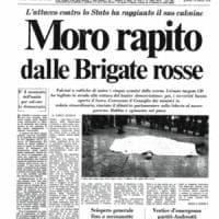 Il giorno del sequestro Moro: di quelle ore ricordo...