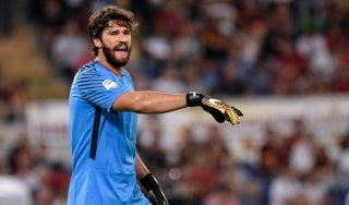 """Roma, Alisson: """"Lusingato dal Real, ma per ora non ci penso"""""""