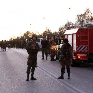 """Cisgiordania, attacco ai soldati israeliani: due morti. Hamas: """"Azione eroica"""""""