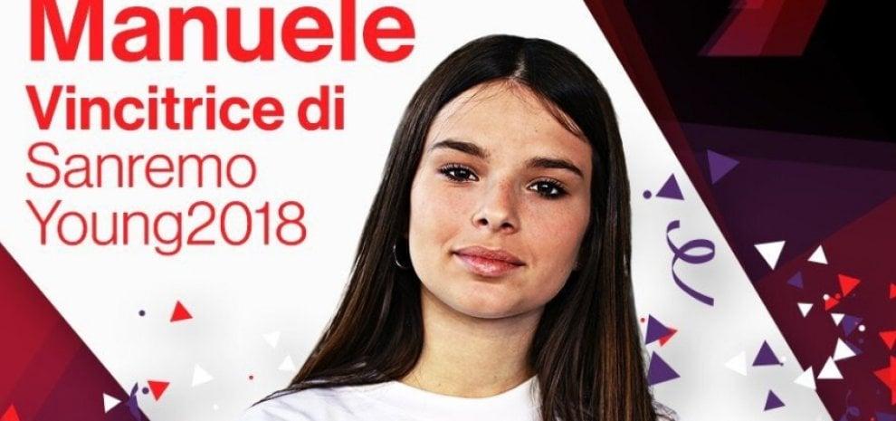 Elena Manuele vince Sanremo Young
