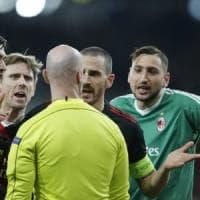 Arsenal-Milan, uno spot per il var in Champions. Tutti gli strascichi del