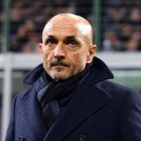 Spalletti: ''Tutti in apnea fino alla fine, io devo meritarmi l'Inter''