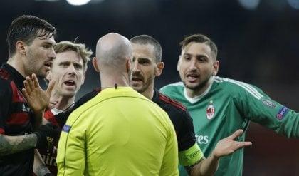Arsenal-Milan spinge Var in Champions Tutti gli strascichi del tuffo di Welbeck