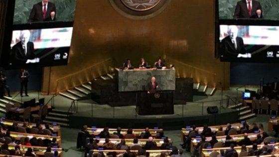 New York, gli studenti italiani all'Onu diplomatici per un giorno con Ancelotti e Lorenzo Licitra