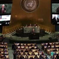 New York, gli studenti italiani all'Onu diplomatici per un giorno con Ancelotti