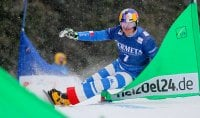 Winterberg, Fischnaller vince slalom parallelo e coppa