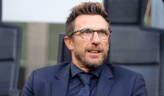 Roma, Di Francesco: ''La Champions passa da Crotone. Il Barça? In molti vorrebbero essere al nostro posto''