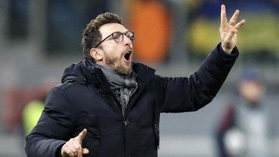 Roma, vittoria di turnover: 2-0 in casa del Crotone