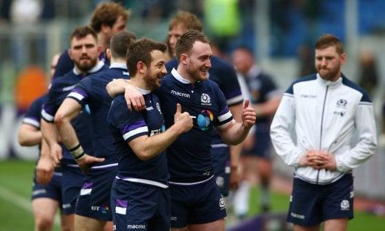 Rugby, Sei Nazioni: Italia-Scozia 27-29, terzo cucchiaio di fila per gli azzurri