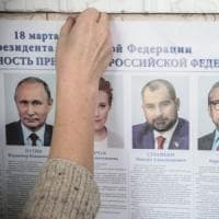 La Russia al voto nel segno di Putin e della Crimea annessa: affluenza alle