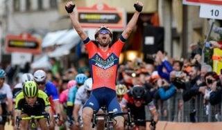 """Ciclismo, Milano-Sanremo: capolavoro di Nibali. """"Ho fatto qualcosa di storico"""""""