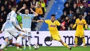 Frenata Juventus, 0-0 con la Spal.Il Napoli può accorciare a -2