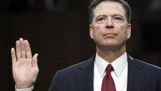 James Comey, ex capo del Federal Bureau