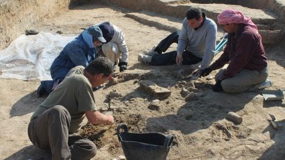 """Archeologi italiani scoprono un porto del III millennio a.C.: """"Ecco la Nassiriya dei sumeri"""""""