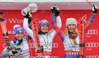 Sci, finali Cdm Are: troppo vento, cancellati gigante donne e slalom maschile
