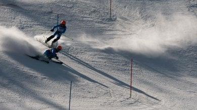 Poker di medaglie per Bertagnolli-Casal oro alle Paralimpiadi nello slalom speciale