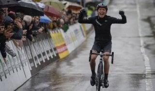 Ciclismo, Niewiadoma fa il doppio colpo: vince Trofeo Binda ed è leader in Coppa del Mondo