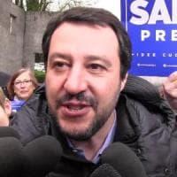 """Salvini e il governo con M5s: """"Ci sono punti in comune. Nulla è impossibile"""""""