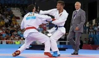 Karate, Premier League: oro per gli azzurri del Kata. Bronzo per Maresca