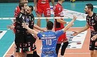 Superlega: Ravenna al 5°  Perugia costretta alla bella