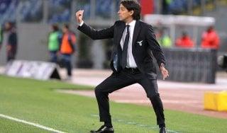 """Lazio, Inzaghi: """"Non sono preoccupato, meritavamo la vittoria"""""""