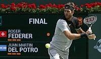 Federer cade in finale Indian Wells: trionfa Del Potro