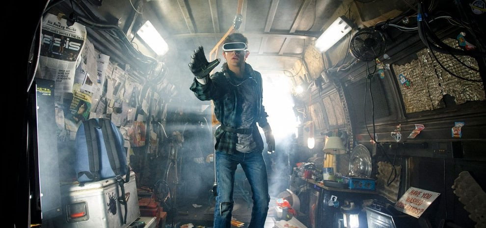 Arriva al cinema 'Ready Player One': Steven Spielberg ospite a Repubblica