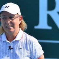 Tennis, sfogo della Navratilova