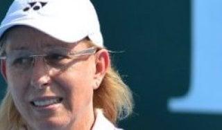 Tennis, sfogo della Navratilova contro la BBC: ''Io pagata meno di McEnroe''
