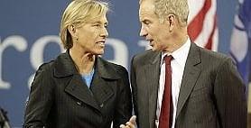 Navratilova contro la BBC ''Pagata meno di McEnroe''