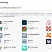 Facebook, ecco come controllare quali app spiano i nostri profili