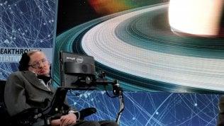 """L'ultima eredità di Stephen Hawking: """"Ci sono altri universi"""""""