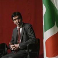 Pd, Rosato: sul governo utile un referendum tra gli iscritti. Orfini: non serve. Martina:...