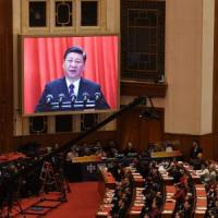 """Xi Jinping punta alla modernità e rivendica il """"posto che spetta alla Cina nel mondo"""""""