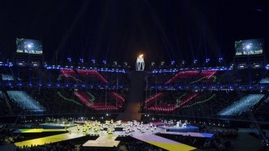 """Paralimpiadi 2018, cala il sipario Pancalli: """"Cancellata la debacle di Sochi"""""""