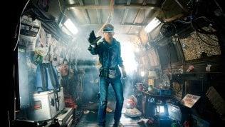 Abbiamo visto Ready Player One:il nuovo Spielberg è un viaggio fantasmagorico SpecialeOggi in diretta videol'intervista di Mario Calabresi