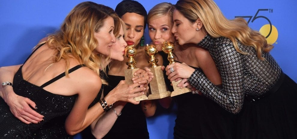 "'Big Little Lies 2' al via le riprese. Laura Dern: ""Madeline e Renata son tornate"""