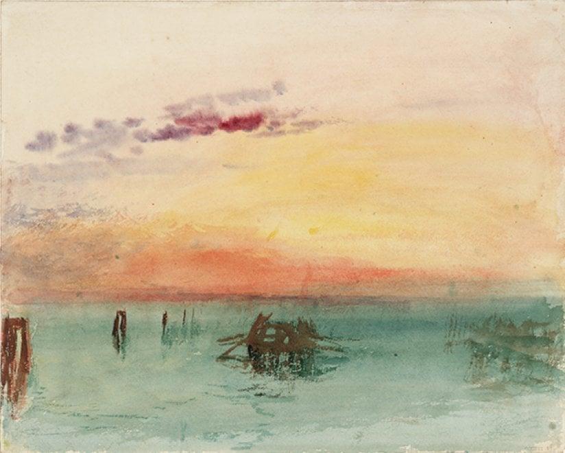 A Roma la mostra 'Turner. Opere della Tate': i capolavori del pittore inglese tornano in Italia dopo 12 anni