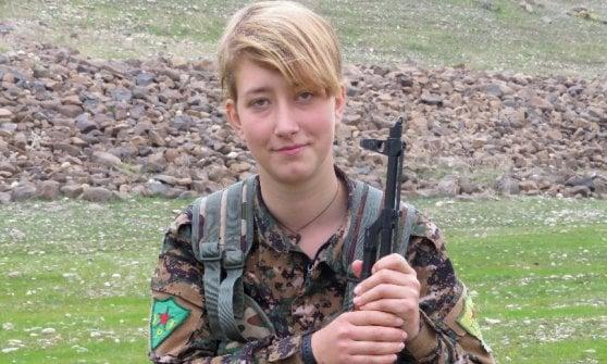 Anna, Samuel e gli altri: quei giovani europei morti in Siria per difendere Afrin e la libertà dei curdi