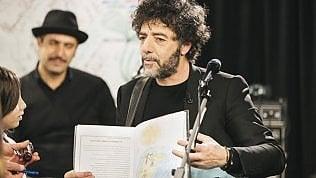 Max Gazzè e la hit di Sanremo:il brano illustrato da un bambino