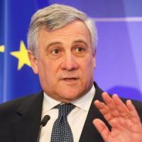 """Centrodestra, vertice a Palazzo Grazioli. Tajani: """"Governo di centrodestra con maggioranze..."""