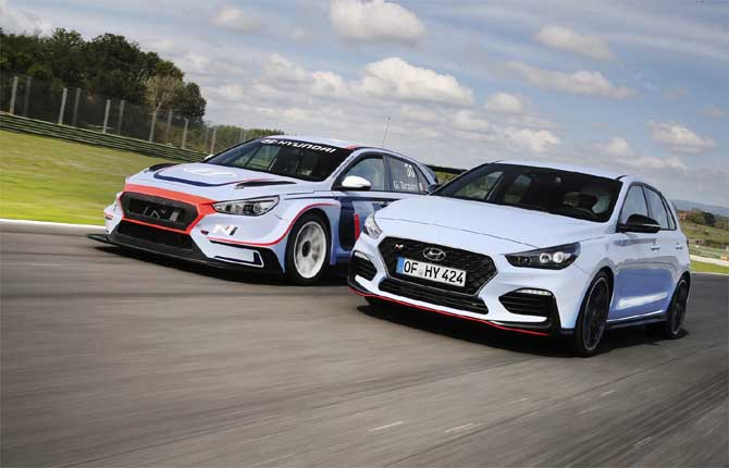"Hyundai lancia la ""High Performance Vehicle &Motorsport"""