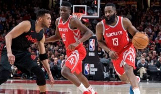 Basket, Nba: Portland si inchina a Houston, orgoglio Boston contro Oklahoma