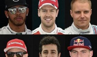 F1, riparte il mondiale e si rinnova il duello: Hamilton contro Vettel, Red Bull terzo incomodo