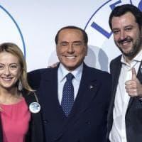 """Centrodestra, vertice a Palazzo Grazioli. Toti: """"Sì ad accordo con M5s per legge..."""