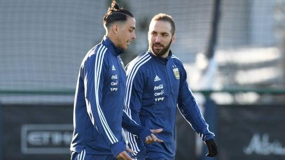 Higuain: ''Chi non mi ama dovrà sopportarmi ancora a lungo''. Alex Sandro in forte dubbio per il Real Madrid